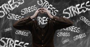 ストレスが目の負担を増大させる