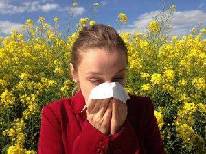 アレルギーとドライアイの関係