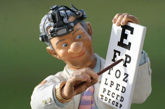 緑内障による中途失明