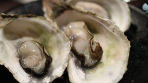 牡蠣には 亜鉛 たっぷり